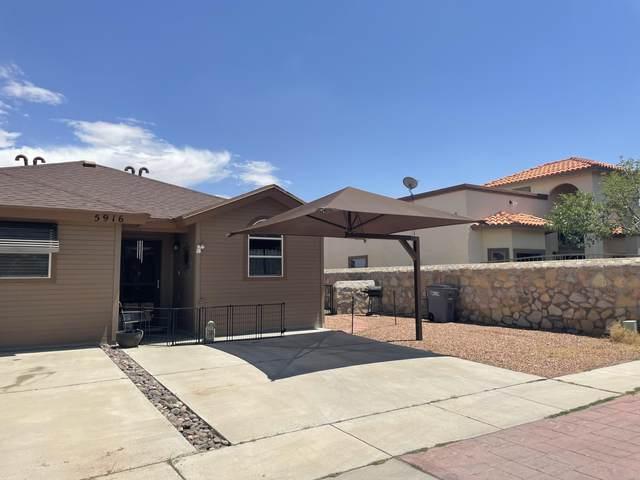 5916 Cielo De Oro B, El Paso, TX 79924 (MLS #849706) :: Summus Realty