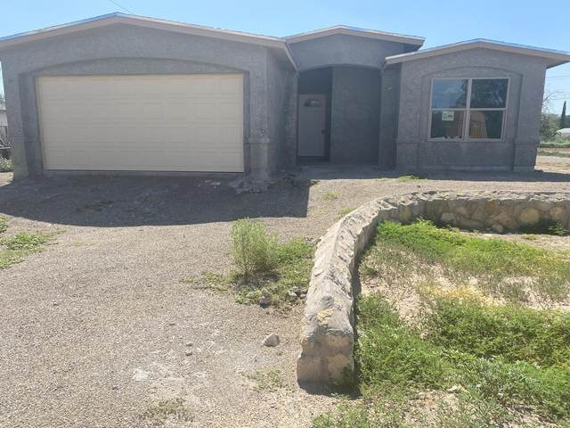 516 Emerson Street, El Paso, TX 79915 (MLS #849708) :: The Purple House Real Estate Group