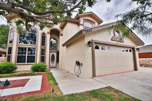 3808 Tierra Campa Drive, El Paso, TX 79938 (MLS #849709) :: The Purple House Real Estate Group