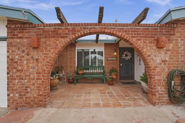 10644 Limas Drive, El Paso, TX 79935 (MLS #849711) :: Preferred Closing Specialists
