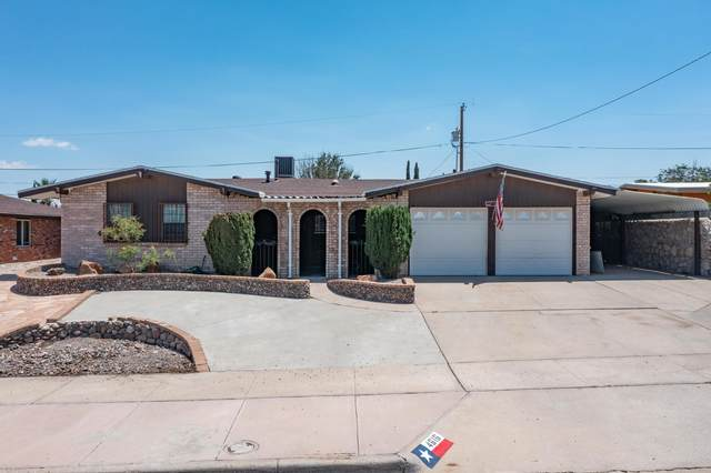 4616 Tumbleweed Avenue, El Paso, TX 79924 (MLS #849726) :: The Purple House Real Estate Group