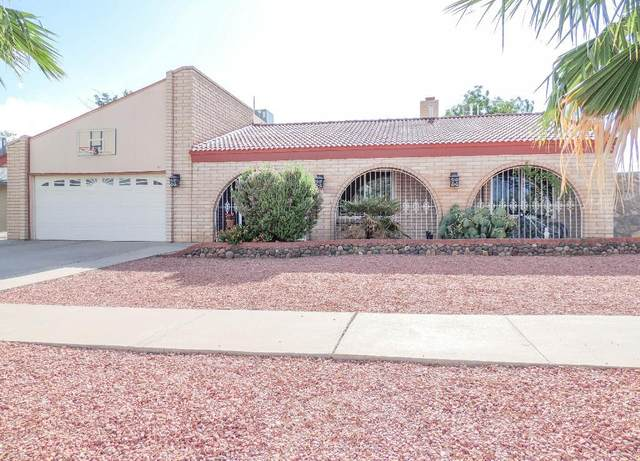 1669 Dick Ritter Drive, El Paso, TX 79936 (MLS #849728) :: Mario Ayala Real Estate Group