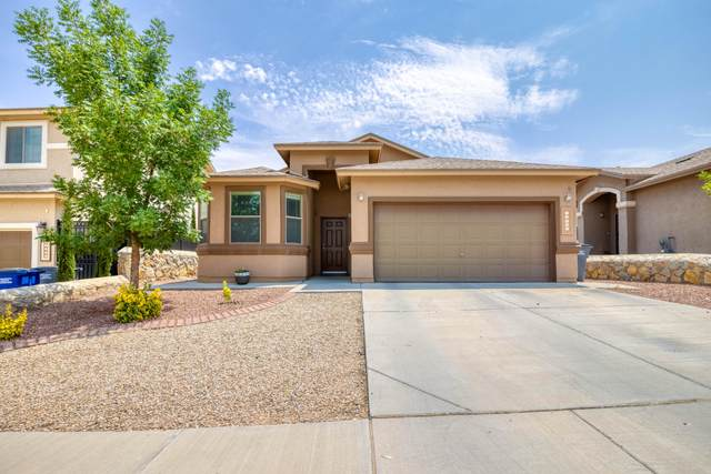 14692 Oldenberg Court, El Paso, TX 79938 (MLS #849731) :: The Purple House Real Estate Group