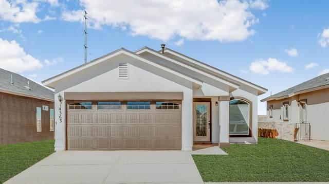 449 Villa Ysleta Drive, Socorro, TX 79927 (MLS #849743) :: The Purple House Real Estate Group