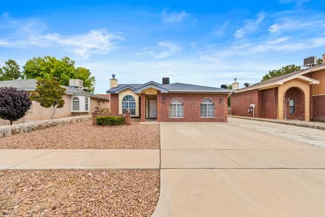 2440 Juliette Low Drive, El Paso, TX 79936 (MLS #849747) :: The Purple House Real Estate Group