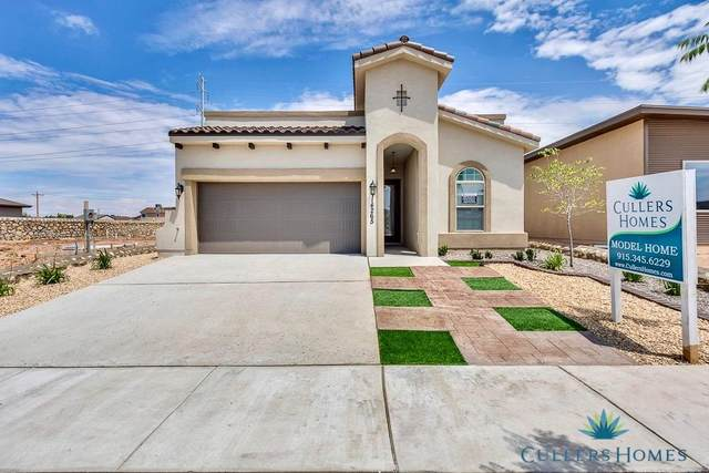 12857 Monmouth Avenue, El Paso, TX 79928 (MLS #849753) :: The Purple House Real Estate Group