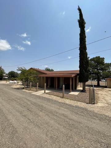 721 Thompson Road, San Elizario, TX 79849 (MLS #849761) :: Jackie Stevens Real Estate Group