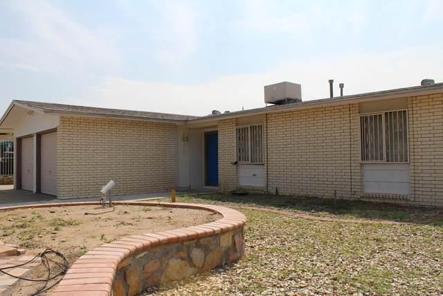 2800 Sea Breeze Drive, El Paso, TX 79936 (MLS #849762) :: Mario Ayala Real Estate Group