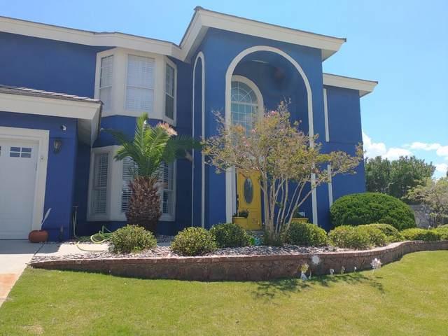 1116 Eagle Ridge Drive, El Paso, TX 79912 (MLS #849765) :: The Purple House Real Estate Group