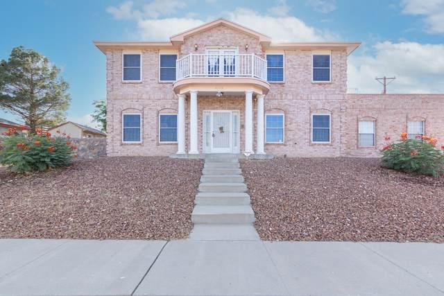 9033 Leo, El Paso, TX 79904 (MLS #849766) :: The Purple House Real Estate Group