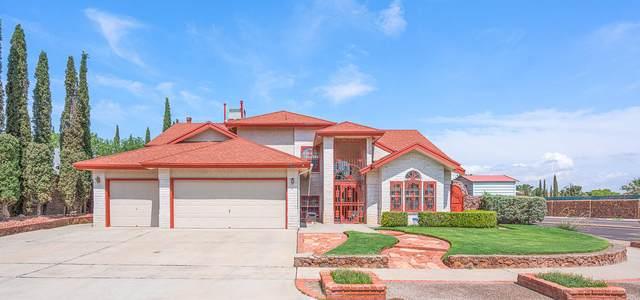 1833 Pueblo Alegre Drive, El Paso, TX 79936 (MLS #849767) :: The Purple House Real Estate Group