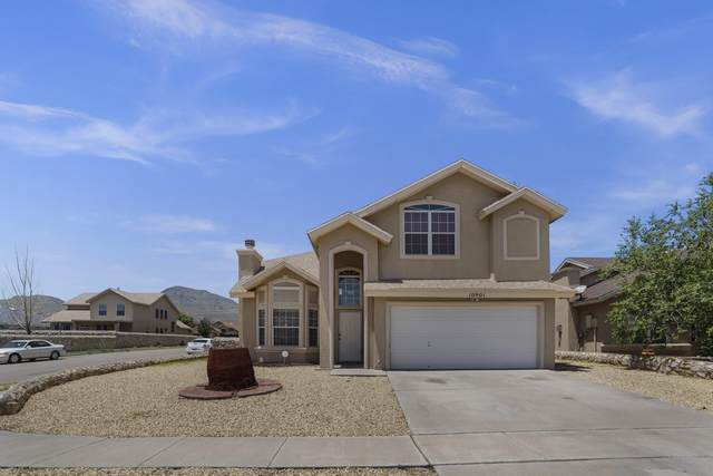 10901 Duster Drive, El Paso, TX 79934 (MLS #849768) :: The Purple House Real Estate Group