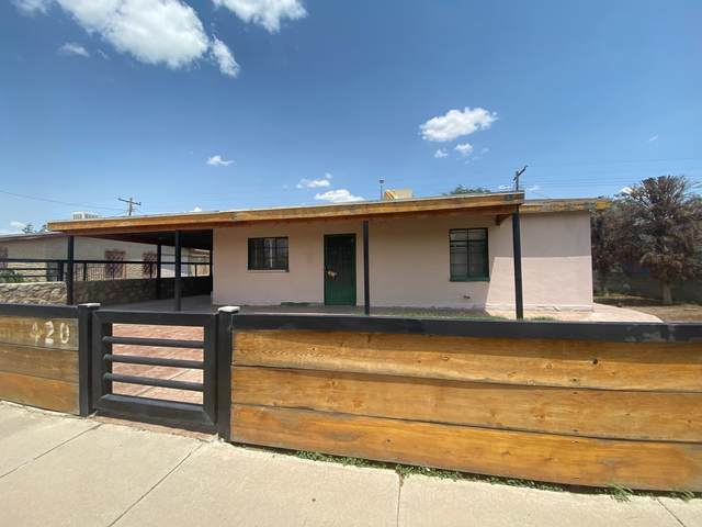 420 S Concepcion Street, El Paso, TX 79905 (MLS #849772) :: The Purple House Real Estate Group