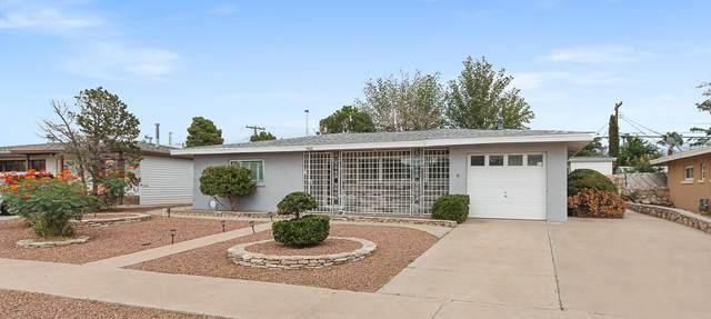 1400 Clausen Drive, El Paso, TX 79925 (MLS #849773) :: The Purple House Real Estate Group