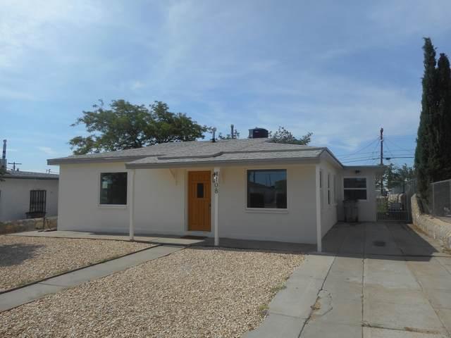 4108 Kemp Avenue, El Paso, TX 79904 (MLS #849775) :: The Purple House Real Estate Group