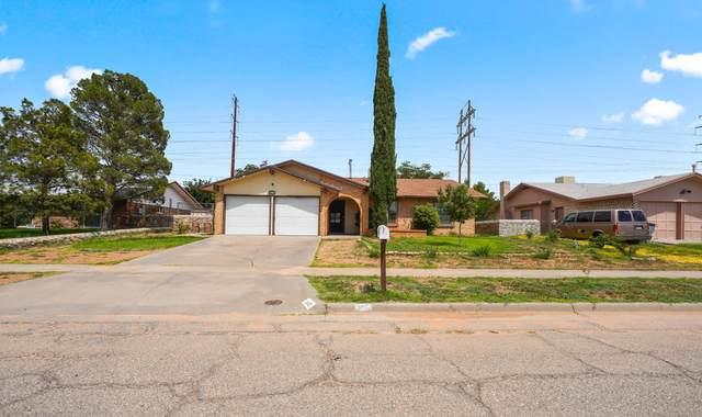 3140 Mclean Street, El Paso, TX 79936 (MLS #849780) :: Mario Ayala Real Estate Group