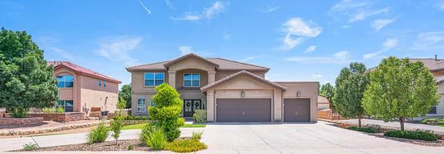 6028 Valle Espanola Lane, El Paso, TX 79932 (MLS #849784) :: Mario Ayala Real Estate Group