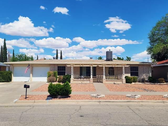 3116 Bert Yancey Drive, El Paso, TX 79936 (MLS #849785) :: Mario Ayala Real Estate Group