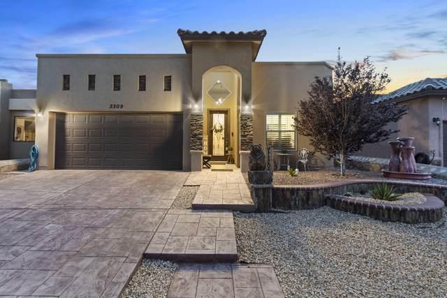 3309 Nevil Shed St, El Paso, TX 79938 (MLS #849788) :: Summus Realty