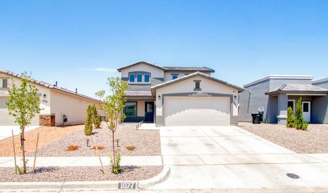 1077 Paseo De Suerte Drive, El Paso, TX 79928 (MLS #849789) :: Mario Ayala Real Estate Group