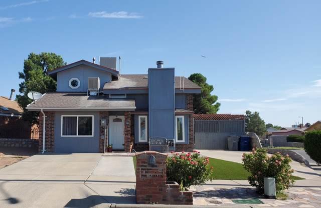 11465 Lake Nasser Drive, El Paso, TX 79936 (MLS #849795) :: Mario Ayala Real Estate Group