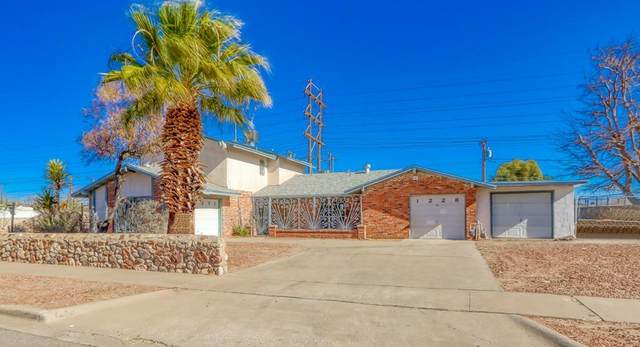 1228 Backus Street 1228, 1230, El Paso, TX 79925 (MLS #849798) :: The Matt Rice Group