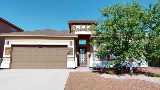 1421 Kimsha Drive, El Paso, TX 79928 (MLS #849799) :: Red Yucca Group