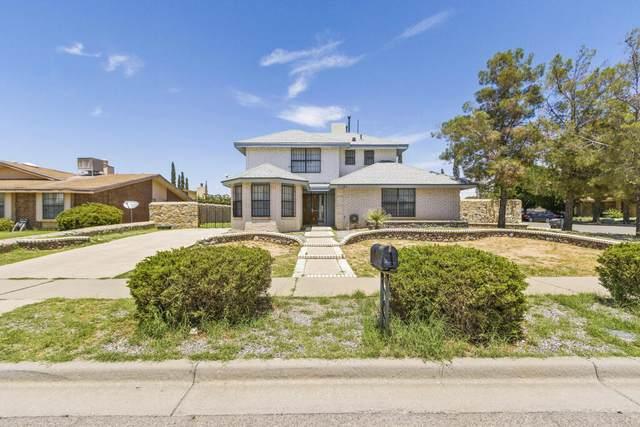 11161 Northfield Avenue, El Paso, TX 79936 (MLS #849801) :: Mario Ayala Real Estate Group