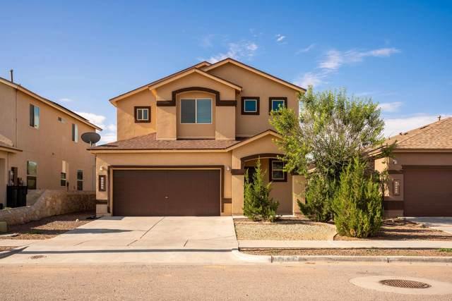 14452 Russell Borea, El Paso, TX 79938 (MLS #849820) :: The Matt Rice Group