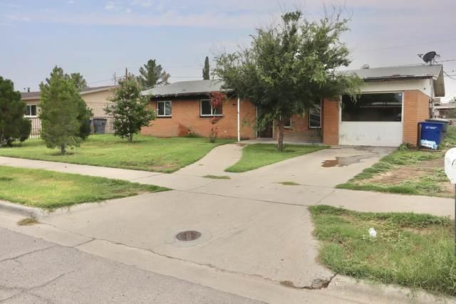4573 Bobolink Way, El Paso, TX 79922 (MLS #849821) :: Preferred Closing Specialists