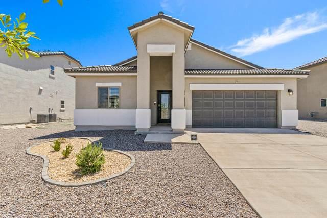 1124 Stoke, El Paso, TX 79928 (MLS #849822) :: Mario Ayala Real Estate Group