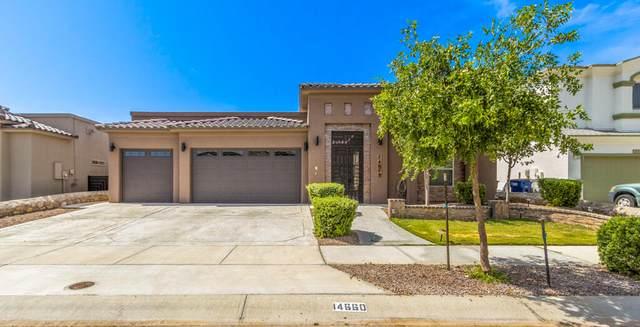 14660 Long Shadow Avenue, El Paso, TX 79938 (MLS #849825) :: Summus Realty