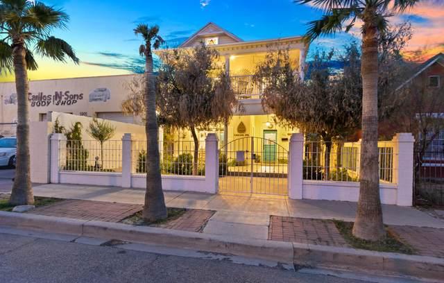 1003 Wyoming Avenue, El Paso, TX 79902 (MLS #849828) :: Jackie Stevens Real Estate Group