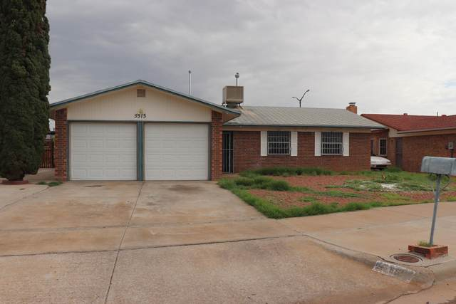5513 Plainview Drive, El Paso, TX 79924 (MLS #849830) :: Red Yucca Group