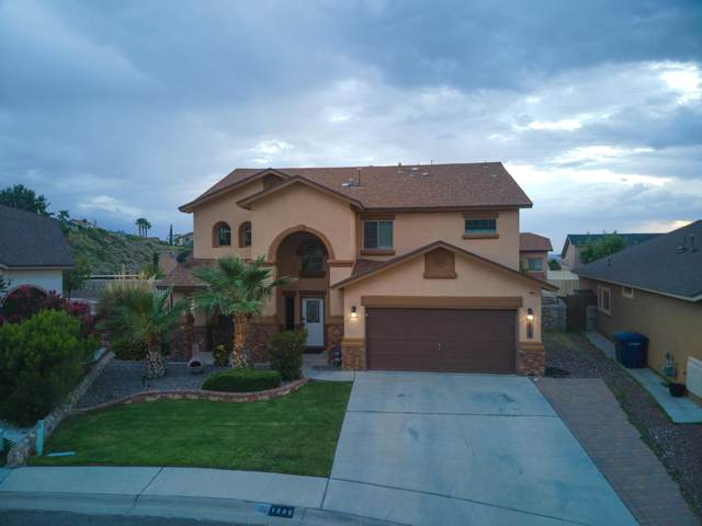 1509 Rosenbaum Lane, El Paso, TX 79912 (MLS #849831) :: Preferred Closing Specialists