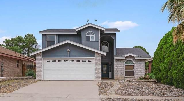4641 Loma De Cobre Drive, El Paso, TX 79934 (MLS #849837) :: Preferred Closing Specialists