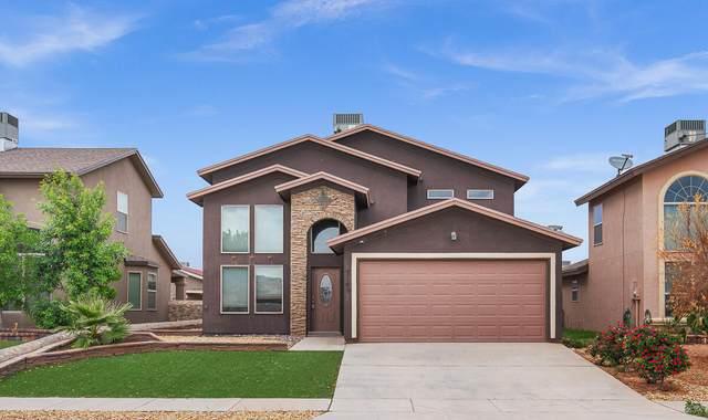7149 Red Man Drive, El Paso, TX 79934 (MLS #849838) :: Preferred Closing Specialists
