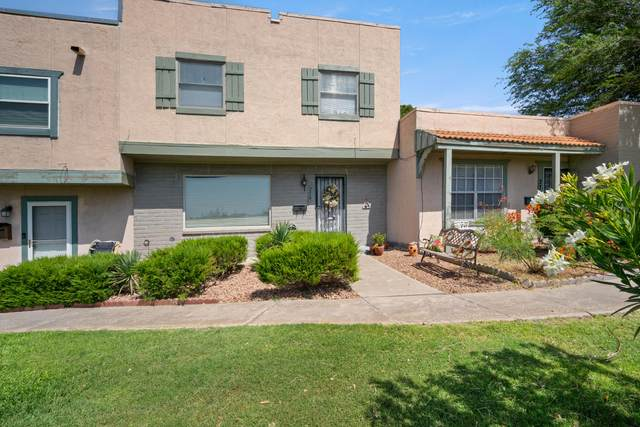 276 Maricopa Dr Drive, El Paso, TX 79912 (MLS #849839) :: Red Yucca Group