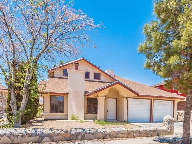 1445 Gene Torres Drive, El Paso, TX 79936 (MLS #849842) :: Red Yucca Group