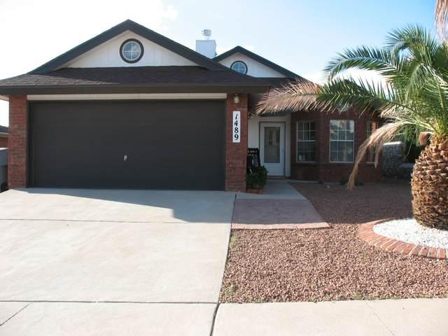 1489 Plaza Verde Drive, El Paso, TX 79912 (MLS #849844) :: Preferred Closing Specialists