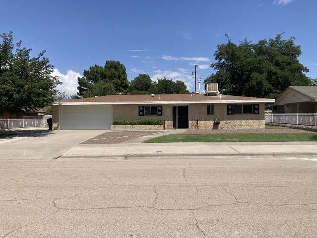 3212 Glasgow Street, El Paso, TX 79925 (MLS #849845) :: Preferred Closing Specialists