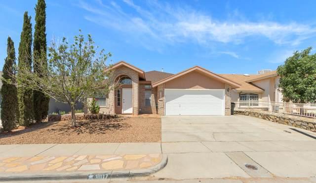 11017 Rogers Hornsby Street, El Paso, TX 79934 (MLS #849867) :: Mario Ayala Real Estate Group