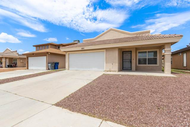 11757 Jim Webb Drive, El Paso, TX 79934 (MLS #849869) :: Preferred Closing Specialists
