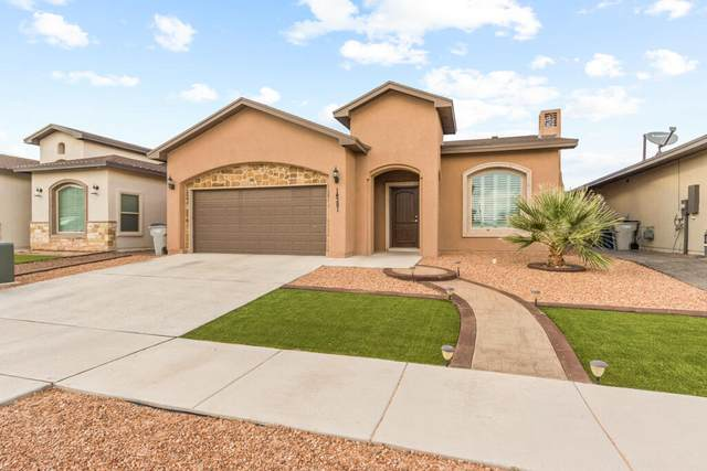 14381 Earl Chokiski Avenue, El Paso, TX 79938 (MLS #849870) :: The Purple House Real Estate Group