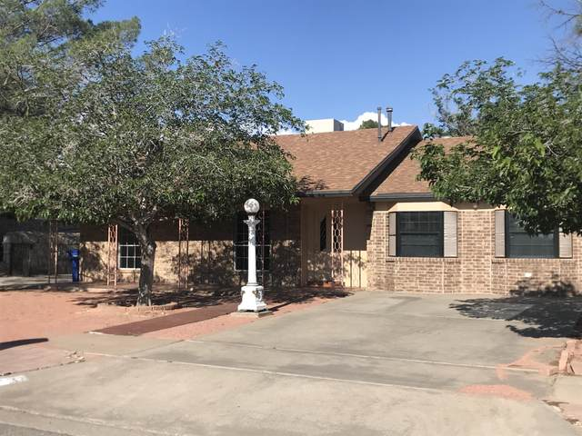 1700 Andy Williams Pl, El Paso, TX 79936 (MLS #849873) :: The Purple House Real Estate Group