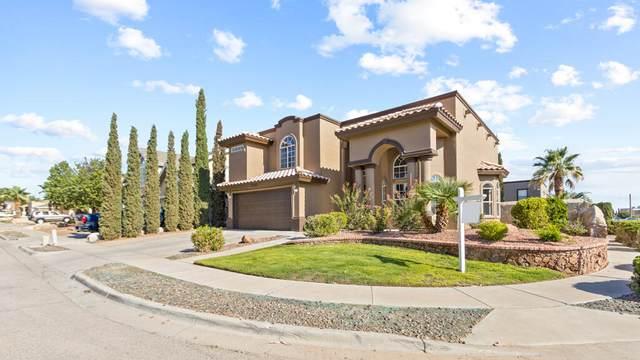 12645 Sun Terrace Avenue, El Paso, TX 79938 (MLS #849875) :: The Purple House Real Estate Group