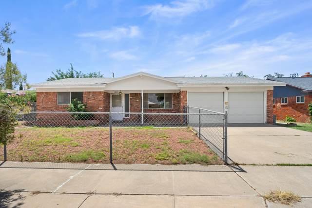 3013 Brandwood Court, El Paso, TX 79925 (MLS #849878) :: The Matt Rice Group