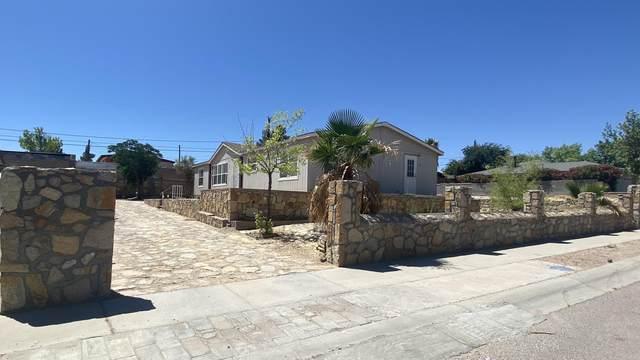 107 Pecos Ln Drive, Sunland Park, NM 88063 (MLS #849879) :: Mario Ayala Real Estate Group