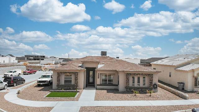 14424 Charles Foster, El Paso, TX 79938 (MLS #849880) :: Red Yucca Group