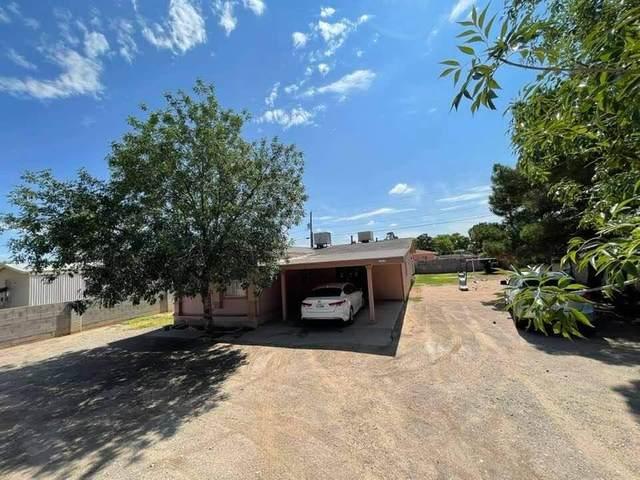 650 Uranio Place, Horizon City, TX 79928 (MLS #849881) :: The Matt Rice Group